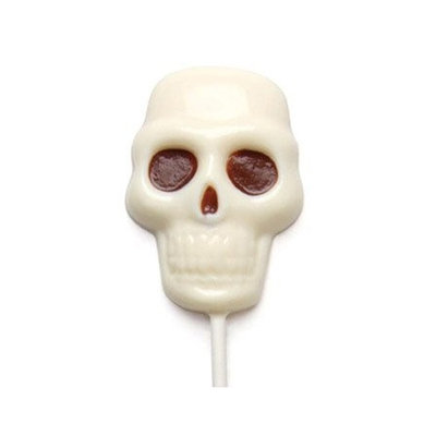 Make N Mold 1100 Skull Pop Candy Mold, Pack of 6