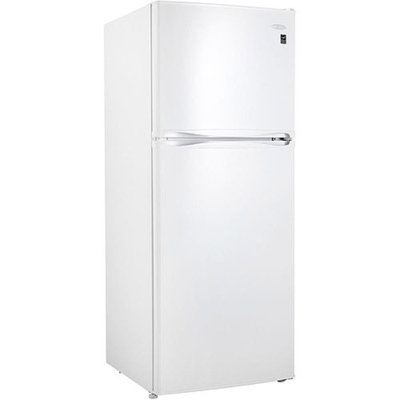 Danby 10.0-cu ft Refrigerator, White