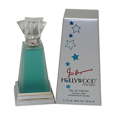 Hollywood By Fred Hayman For Men. Eau De Toilette Spray 1.7 Ounces