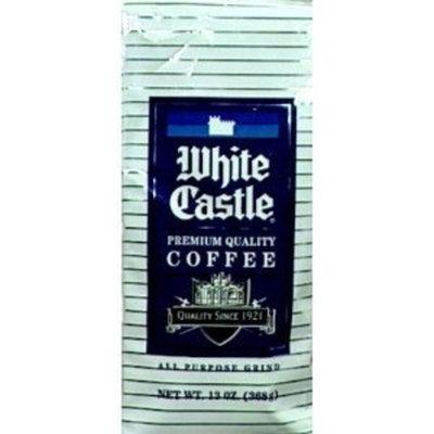 White Castle Ground Coffee White Castle Premium Blend Ground Coffee