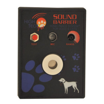 High Tech Pet Sound Barrier Extra Receiver Dog Electric Fence