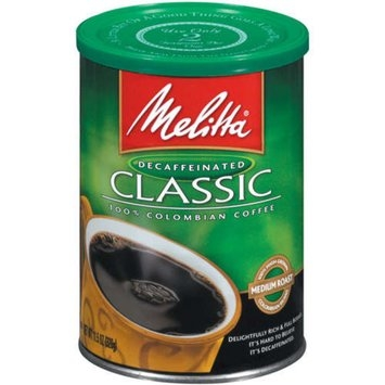 Melitta European Indulgence Collection Ground Coffee