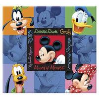 Sandy Lion Disney Mickey & Friends Embossed Postbound Album- (12x12