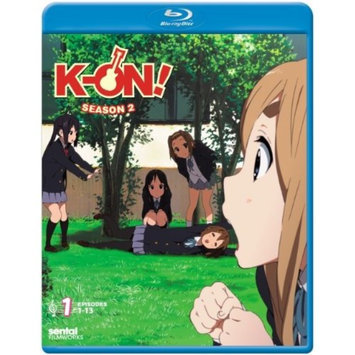 K-On!: Season 2 - Collection 1 (Blu-ray)