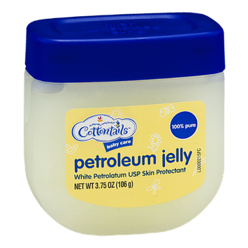 Cottontails Petroleum Jelly 3.75 OZ