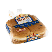 Brownberry Select Rolls Hamburger - 8 CT