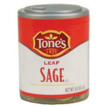 Tones Tone's Mini's Sage, Leaf, 0.11 Ounce (Pack of 6)