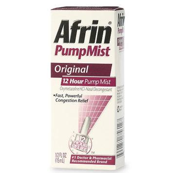 Afrin Original 12 Hour Pump Mist
