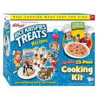 Poof-Slinky Inc Rice Krispies Cook Kit Ages 4 and up, 1 ea
