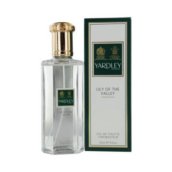Yardley Lily of the Valley Eau de Toilette Spray - 125ml