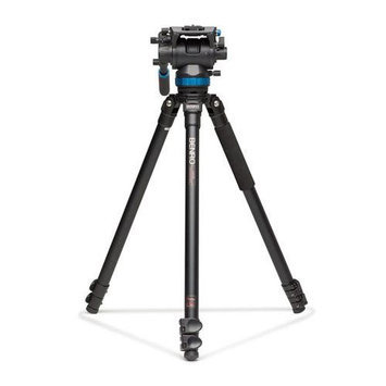 Benro A373F Video Tripod Kit with S8 Head