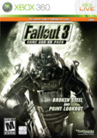 Bethesda Softworks Fallout 3 Broken Steel / Point Lookout