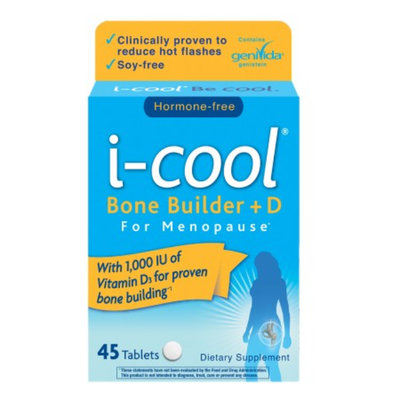 i-cool +D Menopause and Bone Building