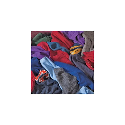 All Rags R251-50 Reclaimed Color Fleece 50 lbs.