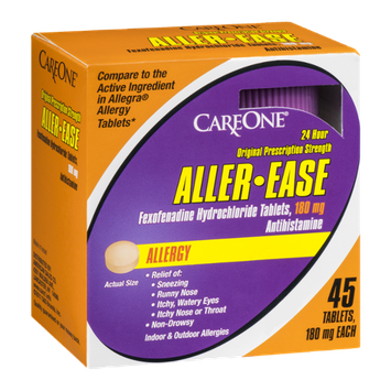 CareOne Aller-Ease 24 Hour Allergy Relief - 45 CT