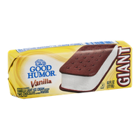 Good Humor Giant Ice Cream Bar Vanilla
