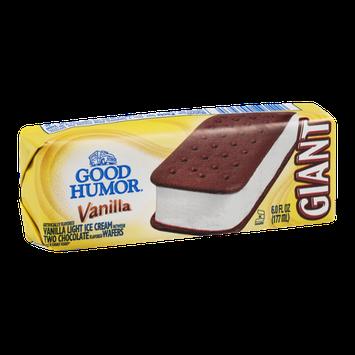 Good Humor Giant Ice Cream Bar Vanilla