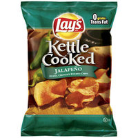 LAY'S® Potato Chips Kettle Cooked Jalapeno Extra Crunchy