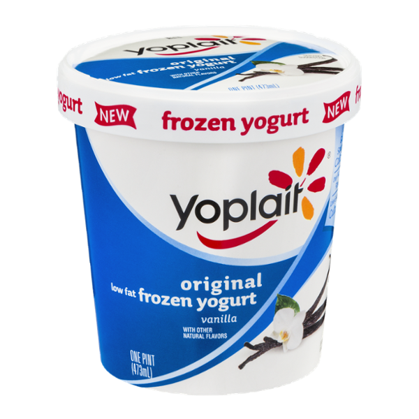 Yoplait® Original Vanilla Low Fat Frozen Yogurt