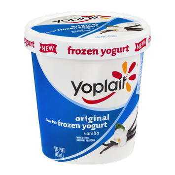 Yoplait® Original Vanilla Low Fat Frozen Yogurt
