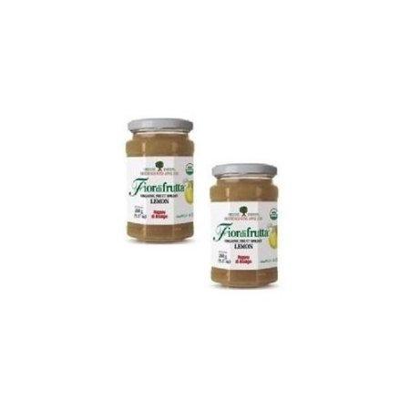 Fioridfrutta Fiordifrutta - Organic Fruit Spread Lemon - 9.17 oz.