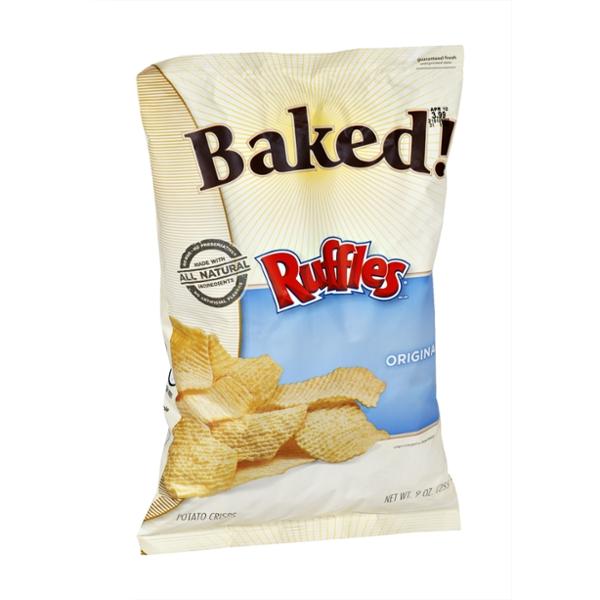 Ruffles Baked! Original Potato Crisps