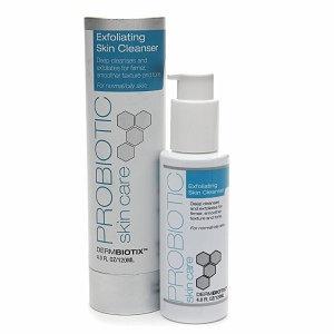 Probiotic Skin Care Exfoliating Skin Cleanser