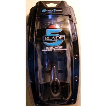 5-Blade 5 Blade Razor + Trimmer