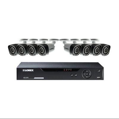 Lorex LHV10082TC8PM 720p 8-Camera Security System with 2TB DVR