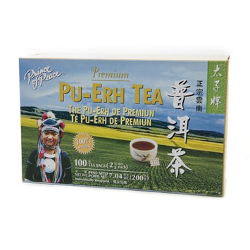 Prince of Peace Premium Tea Pu-Erh