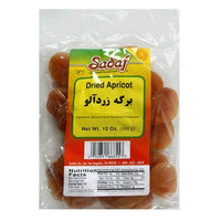 Sadaf Dried Apricots, 10-Ounce Packages (Pack of 6)