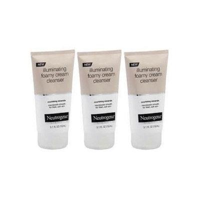 Neutrogena® Illuminating Foamy Cream Cleanser