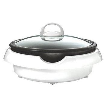 Aroma Super 3.3-qt Pot with Grills