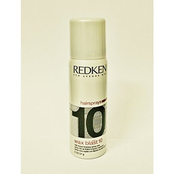 Redken Wax Blast 10 High Impact Finishing Spray-Wax 2 oz