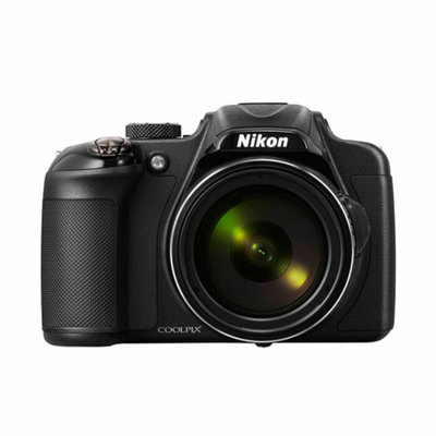 Nikon COOLPIX P600 Digital Camera with 16.1 Megapixels and 60x Optical Zoom (Available in multiple colors)