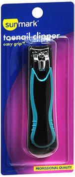 Sunmark Easy Grip Toenail Clipper, 1 each by Sunmark