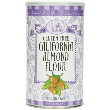 Funfresh Foods Gluten Free, Almond Flour, 14 Ounce