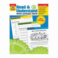 Evan-moor Educational Publishers Evan Moor Educational Publishers 3442 Read & Understand with Leveled Texts Grade 2