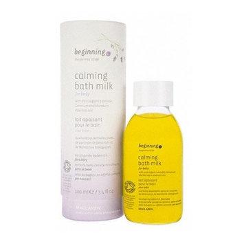 beginning by Maclaren Calming Bath Milk, 100ml / 3.4 fl oz
