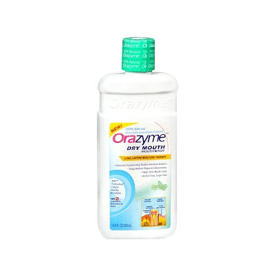 Orazyme Dry Mouth Mouthwash