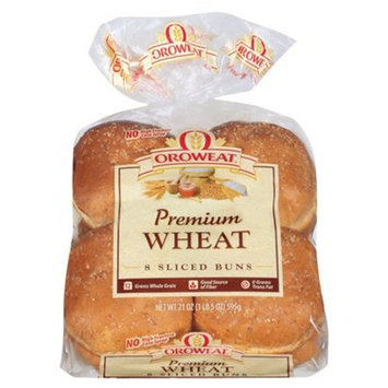 Oroweat Cracked Wheat Buns - 8-ct.
