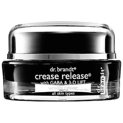 dr. Brandt crease release with GABA & 3-D LIFT