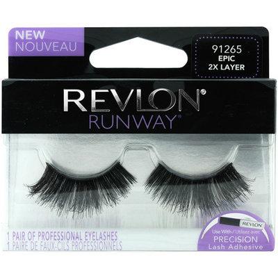 Revlon Runway Professional Eyelashes Epic 2x Layer