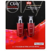 Olay Regenerist Micro-Sculpting Serum - 2 50ml/1.7oz. Bottles