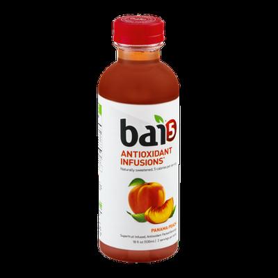 Bai 5  Antioxidant  Infusions Beverage Panama Peach