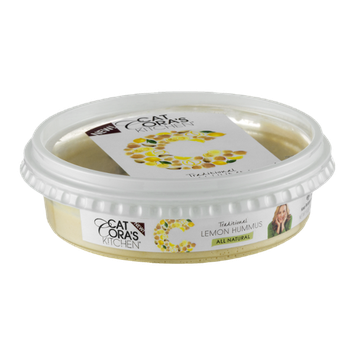 Cat Cora's Kitchen Traditional Lemon Hummus