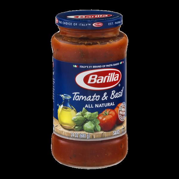 Barilla Pasta Sauce Tomato & Basil