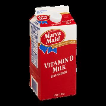 Marva Maid Vitamin D Milk