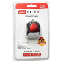 Mio Step 3 Pedometer with Safety Alarm