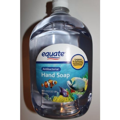 MadCatz Equate Aquarium Hand Soap, 64 Oz.